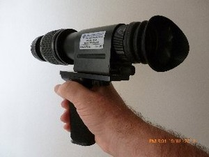 Handheld or Tripod Corona Finder Camera -Image