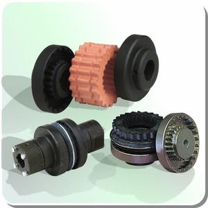 S-Flex Couplings, more power, smaller size.-Image