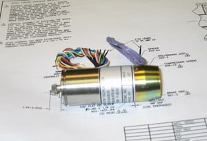 AC Motors...Aerospace Industry-Image
