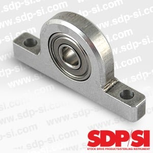 Miniature Compact Pillow Block Ball Bearings-Image