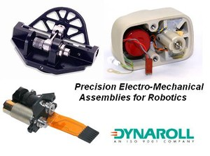 Precision Robotics Electro-Mechanical Assemblies -Image