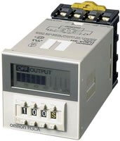 Omron Automation Solid State Digital Timer-Image
