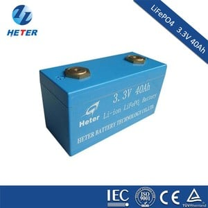 LiFePO4 battery 3.3V,50Ah-Image