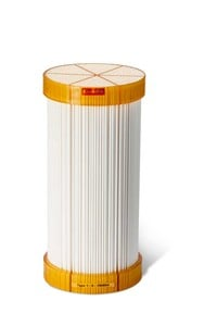 Ceramic Hollow Fiber Membrane Tubes from CoorsTek