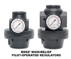 Pneumatic Systems - Relieve Back Pressure Quickly-Image