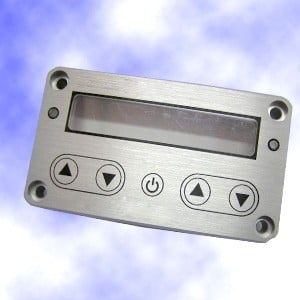 Custom Touch sensitive Keypads -Image