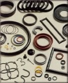 Rubber Seals Variety in Standard Shapes/Compounds-Image