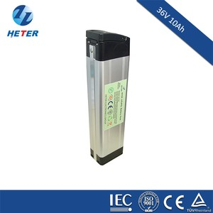 E-bike lithium battery HET-36V-10Ah-Image