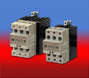Two/Three-Pole Solid State Relays & Contactors -Image