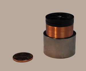 Voice Coil for High Temperature Capabilities-Image