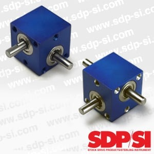 Lightweight Miniature Right Angle Gear Drives-Image