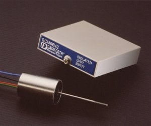SCM5B DC LVDT Signal Conditioning Modules-Image