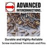 Highly-Reliable Screw-Machined Terminals and Pins-Image