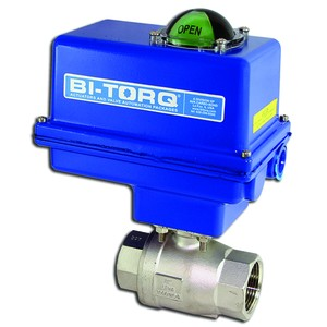 Direct Mount Automated Ball Valves-Image