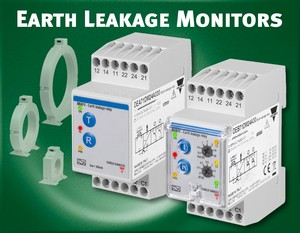 Earth Leakage Monitoring Relays-Image