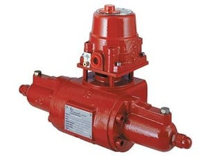 RH (hydraulic) actuators-Image