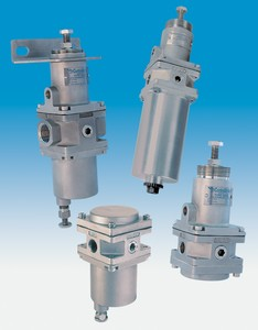 Pneumatic Controls for Food & Beverage Processing-Image
