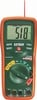 Extech 400 Series Multimeter and IR Thermometer-Image