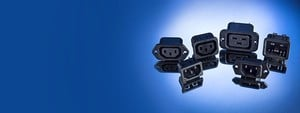 Full Range of IEC 60320 Inlets and Outlets-Image