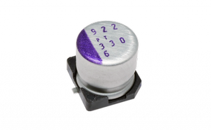 OS-CON SVPT Series Polymer Aluminum High Temperature Capacitors -Image