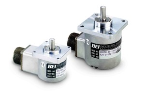 Stainless Steel Encoders Resist Chemical Attack-Image
