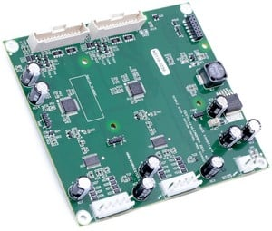 Dual Axis Low Current Stepper Motion Controller-Image
