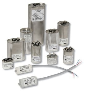 Motor Run & General Purpose AC Capacitors-Image