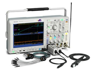 Tektronix Mixed Domain Scope-Image