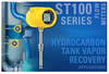 ST100 Flow Meter for Tank Vapor Recovery Systems-Image