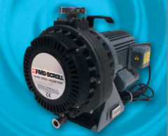 ISP Dry Scroll Vacuum Pump-Image