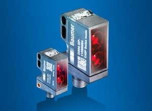 New O300 Series 1-Inch Photoelectric Sensors-Image