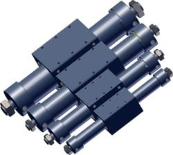 Magnetically Coupled Rodless Cylinders-Image