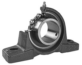 Mounted Ball Bearing Units-Image