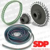 Space Saving Posi-Drive Belts & Sprockets-Image