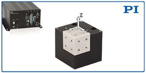 High-Speed NanoCube 3-Axis Piezo Motion Stage-Image