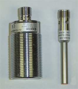 Inductive Sensors for Light Sensitive Applications-Image