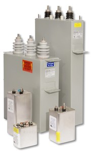 Power Factor Correction Capacitors -Image