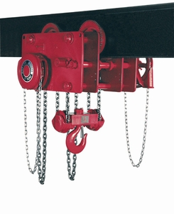 Chester Zephyr Low Headroom Trolley Hoist-Image