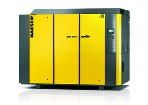 Redesigned DSD 125 - 175 Screw Compressors-Image
