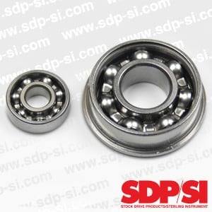 ABEC 3 Ball Bearings for Low Friction Applications-Image
