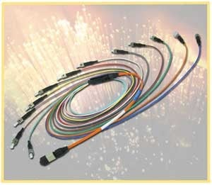 Custom Fiber Optic Cables - MTP Fanouts - More!-Image