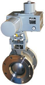 Rotary Electric Actuators... Quarter-Turn-Image