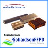 Extensive Inventory of Standard Extrusion Profiles-Image