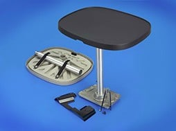 Table For Four...Minivan Table-Image