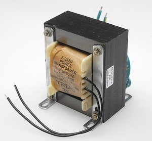 Chassis Mt Single Sec Leaded Transformers-Image