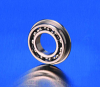 Flanged Open Extra Thin Metric Bearings-Image