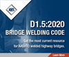D1.5:2020 Bridge Welding Code-Image
