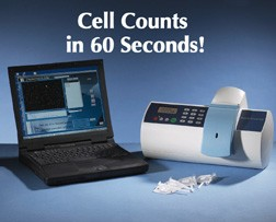 Accurate Cell Counts in 60 Seconds-Image