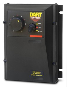 Most Popular NEMA4/4X DC Drive From Dart-Image