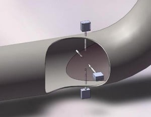 New Large Duct & Stack Mass Flow Meter-Image